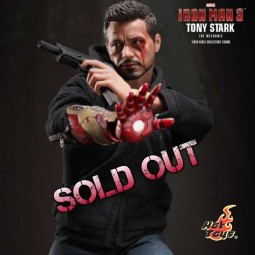 Tony Stark The Mechanic - 1/6 Scale Action Figur
