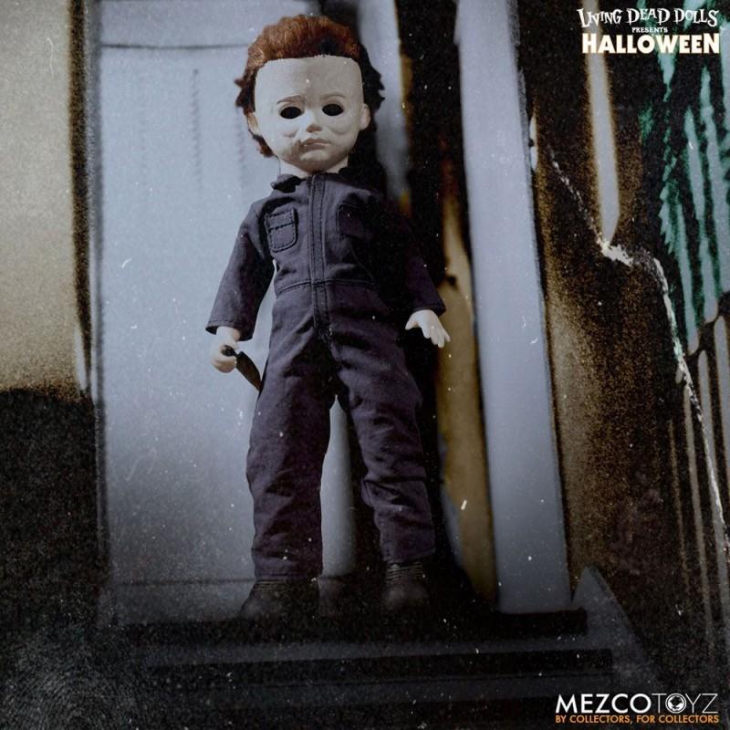 Michael Myers - Halloween - Living Dead Dolls Puppe 25cm
