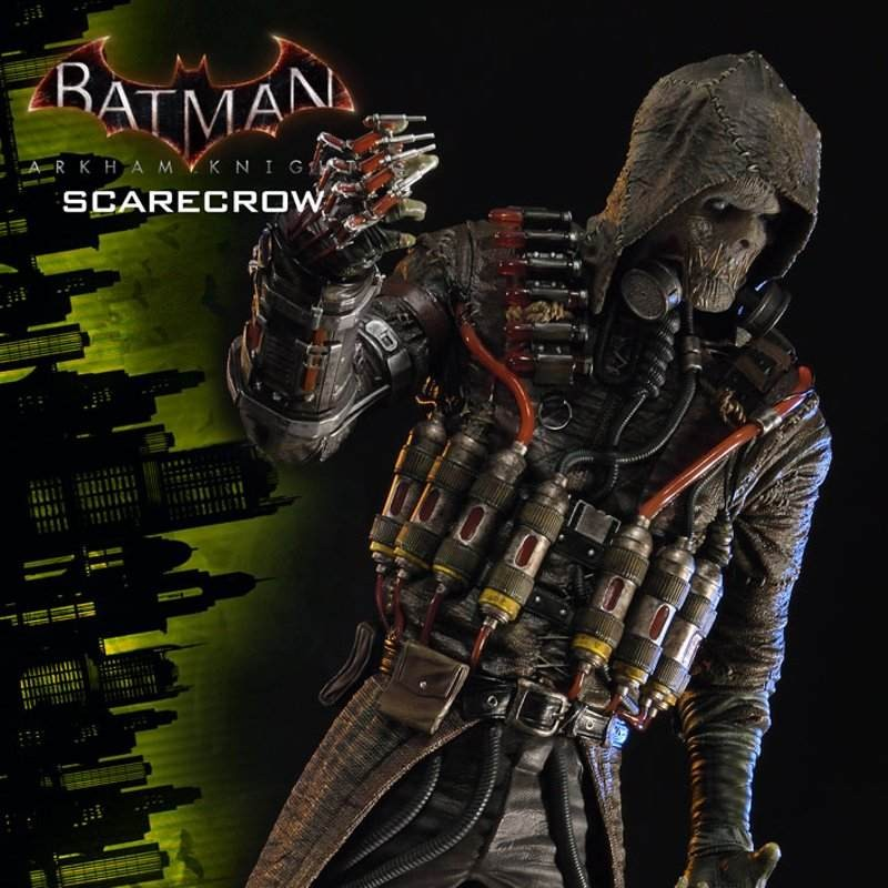 Scarecrow - Batman Arkham Knight - 1/3 Scale Statue