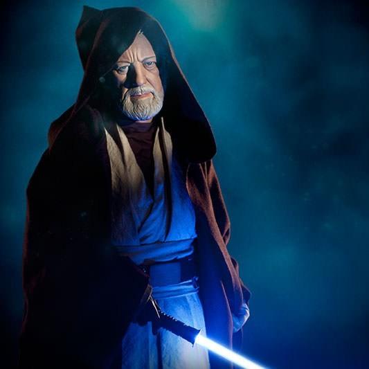 Obi-Wan Kenobi - Star Wars - Legendary Scale