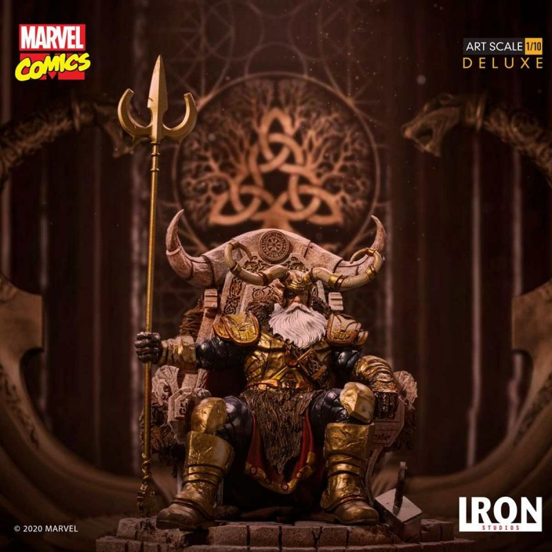 Odin - Marvel Comics - BDS Art 1/10 Scale Statue