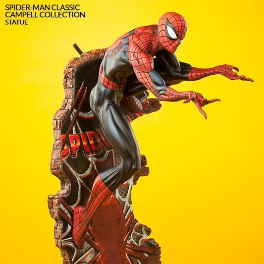 Spider-Man Classic - J. Scott Campbell - Comiquette