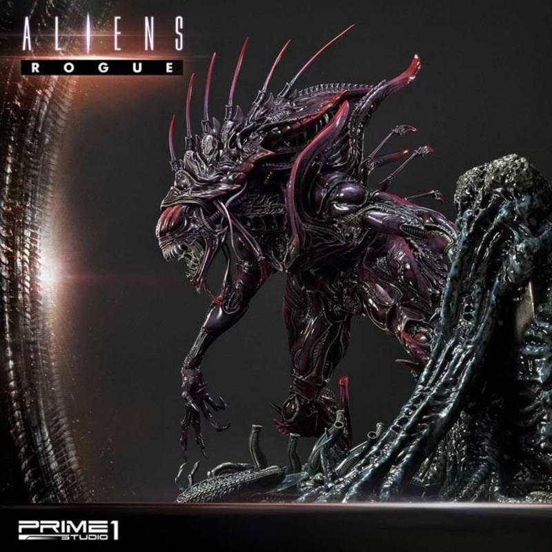 Rogue Alien Battle Diorama - Aliens - Polystone Statue
