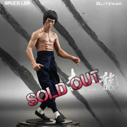 Bruce Lee Tribute Statue Version 2