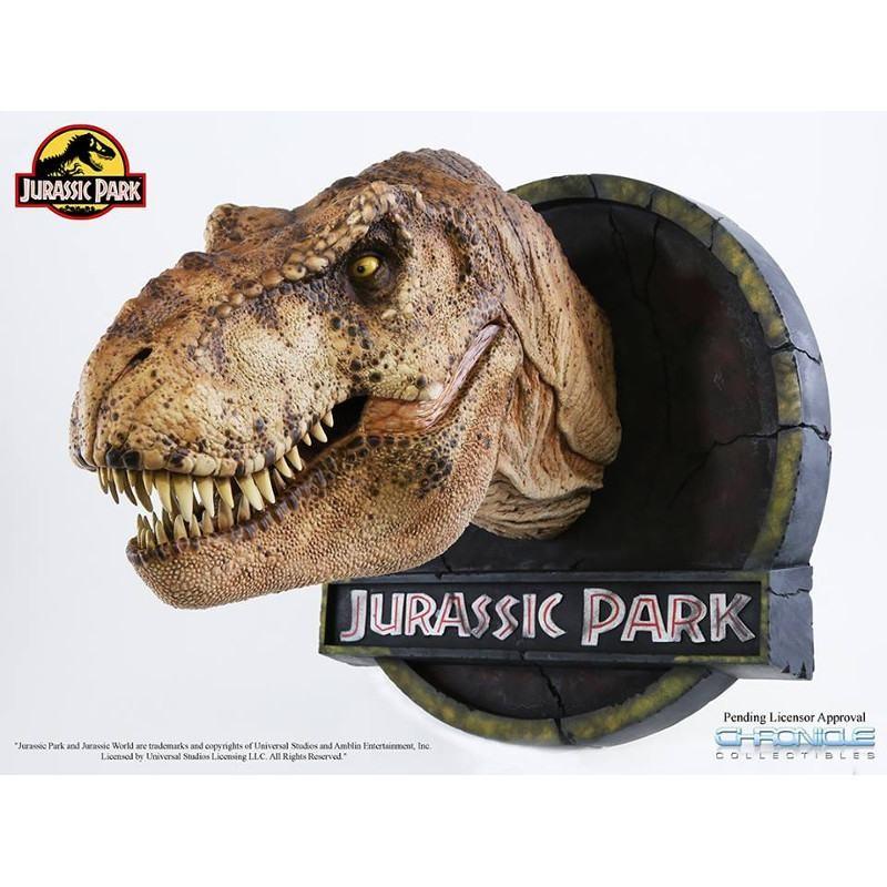 Female T-Rex - Jurassic Park - 1/5 Scale Büste