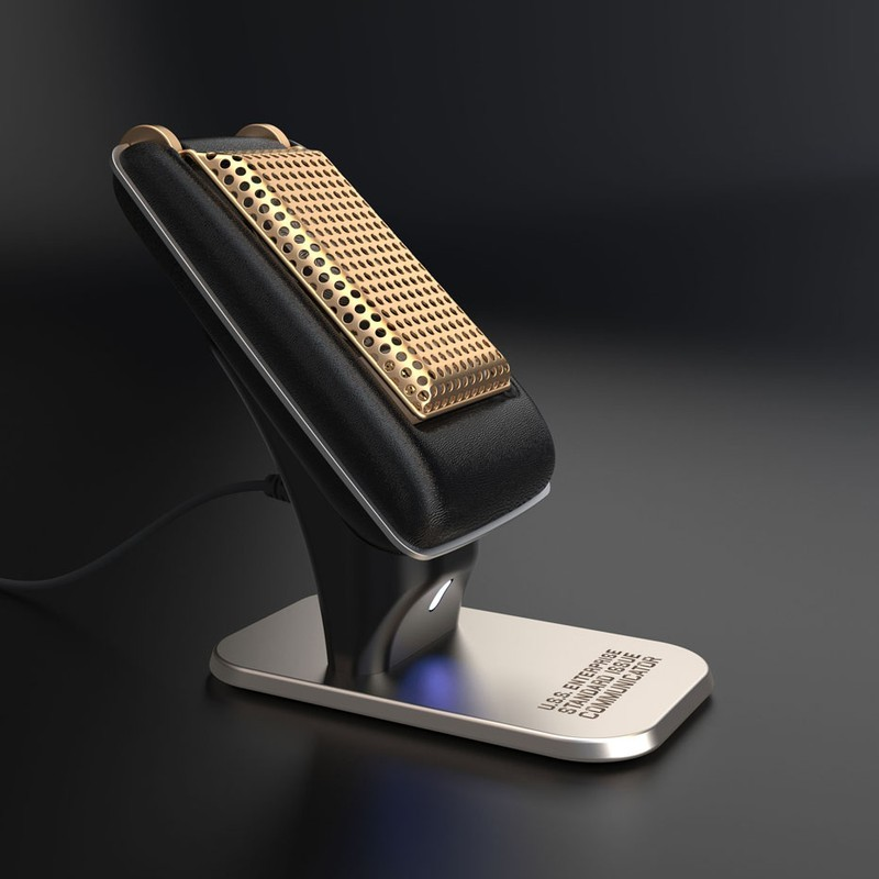TOS Bluetooth Communicator - Star Trek - Replik