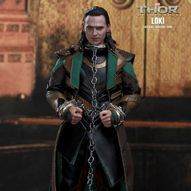Loki - The Dark World - 1/6 Scale Figur