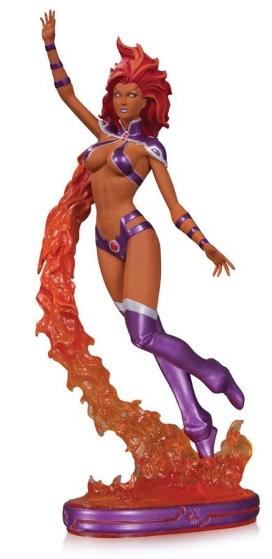 Starfire - DC Comics Cover Girls - Resin Statue