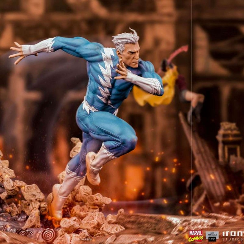 Quicksilver - Marvel Comics - 1/10 BDS Art Scale Statue