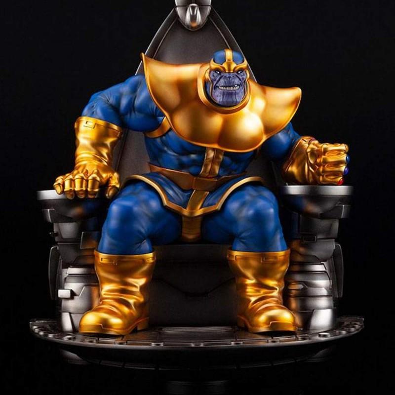 Thanos on Space Throne - Marvel Comics - 1/6 Scale Fine Art Statue