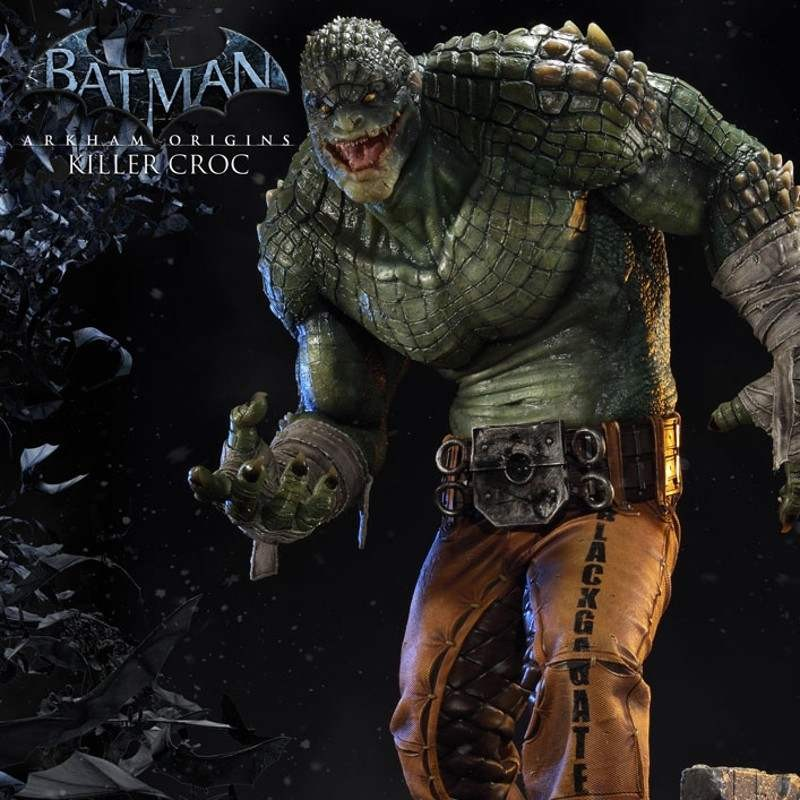Killer Croc - Batman Arkham Origins - 1/3 Scale Statue