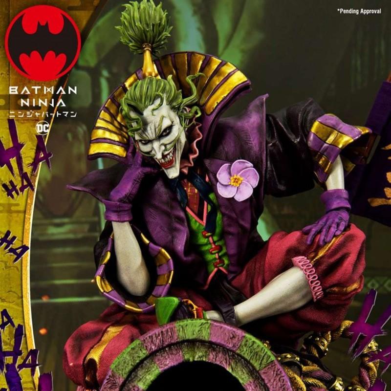 Sengoku Joker - Batman Ninja - Polystone Statue