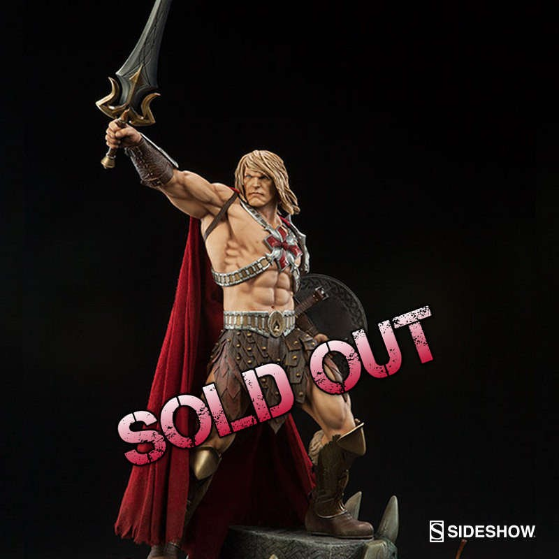 He-Man - Masters of the Universe - 1/5 Scale Statue