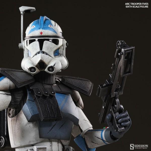 Arc Clone Trooper: Fives Phase II