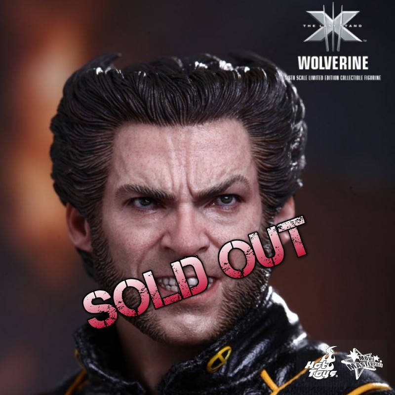The Wolverine - The Last Stand - 1/6 Scale Figur