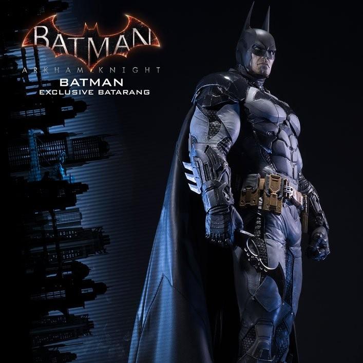 Batman (EX) - Arkham Knight - 1/3 Scale Statue Exclusive