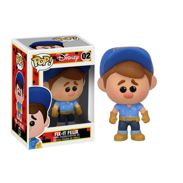 Fix-it Felix - Wreck-it Ralph - POP! Vinyl Figur