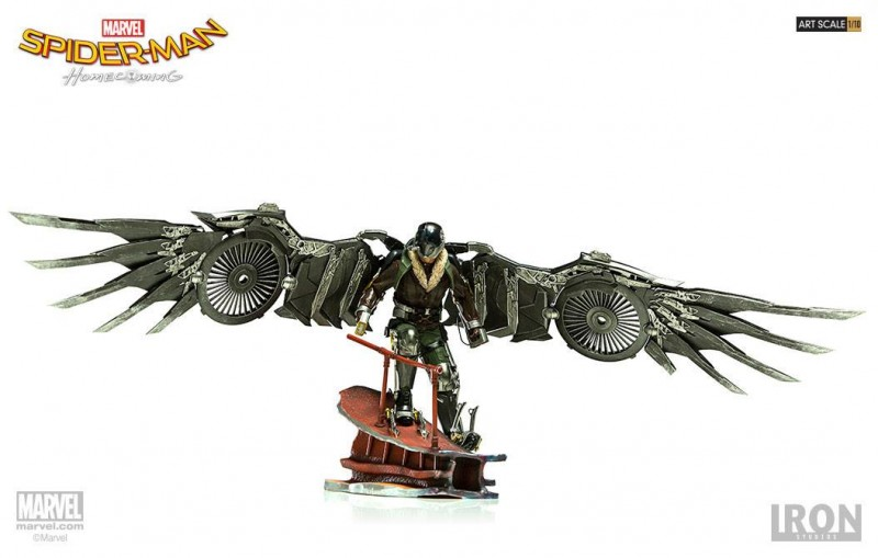 Vulture - Spider-Man Homecoming - 1/10 Scale Statue