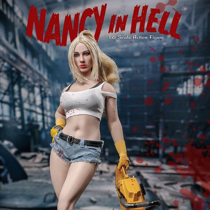 Nancy in Hell - 1/6 Scale Actionfigur