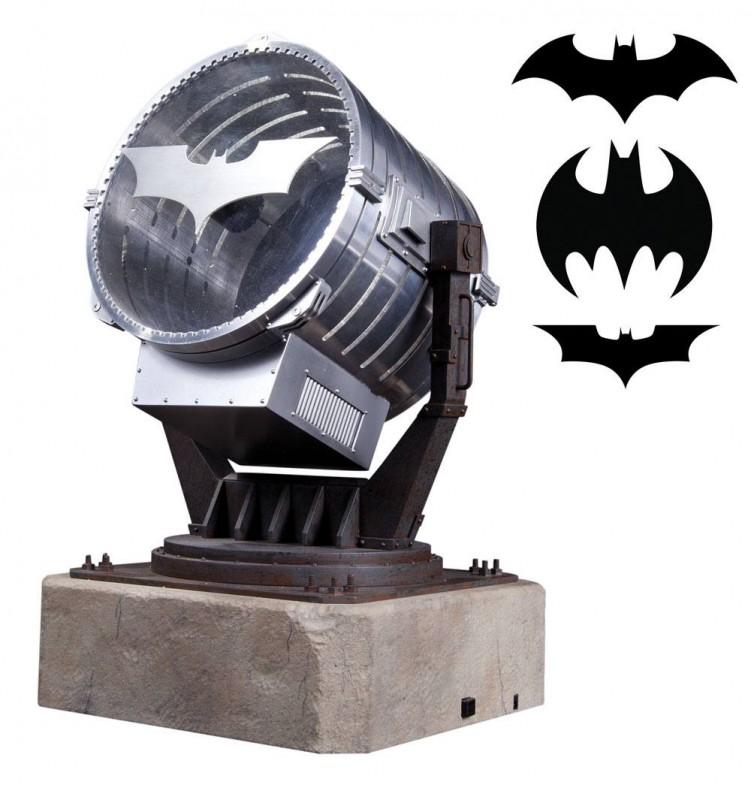Bat Signal Prop - DC Comics - Mini-Replik