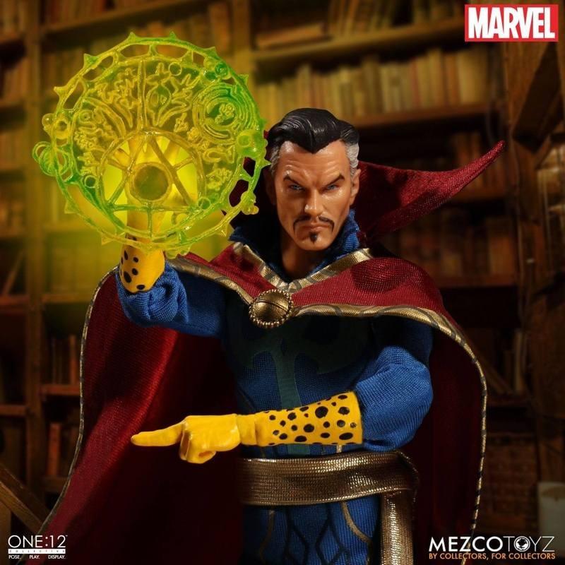 Doctor Strange - Marvel Universe - 1/12 Scale Figur