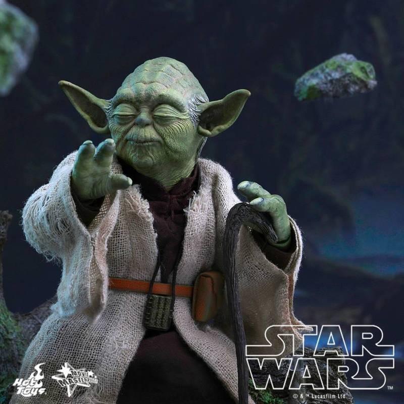 Yoda - Star Wars - 1/6 Scale Figur
