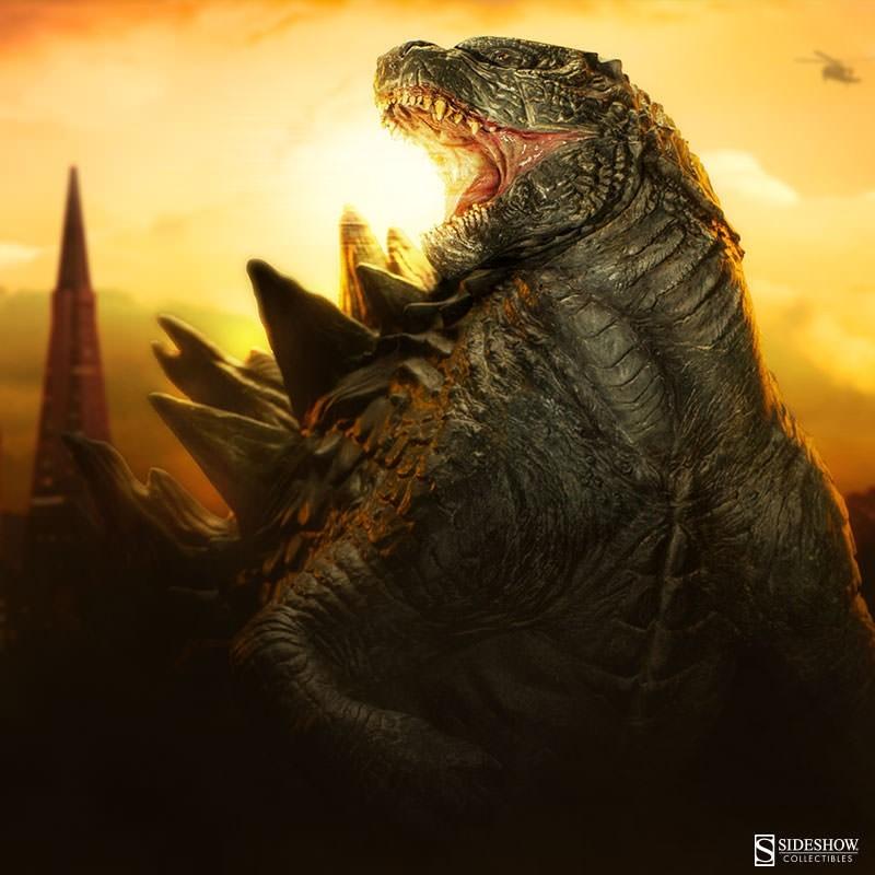 Godzilla - Maquette