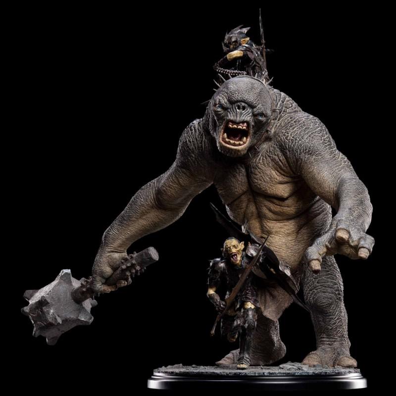 The Cave Troll of Moria - Herr der Ringe - 1/6 Scale Statue