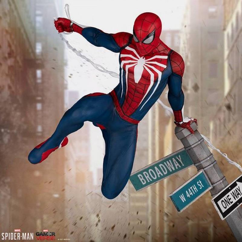 Spider-Man - Marvel: Spider-Man Miles Morales - 1/6 Scale Statue
