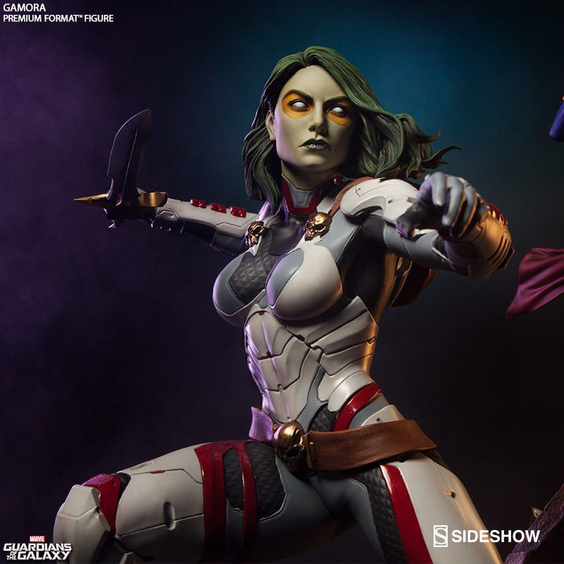 Gamora - Guardians of the Galaxy - Premium Format Statue