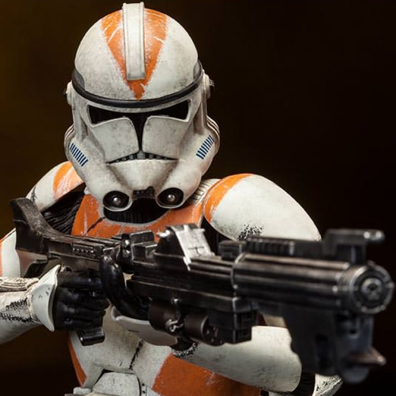 Clone Trooper Deluxe: 212th - Star Wars - 1/6 Scale