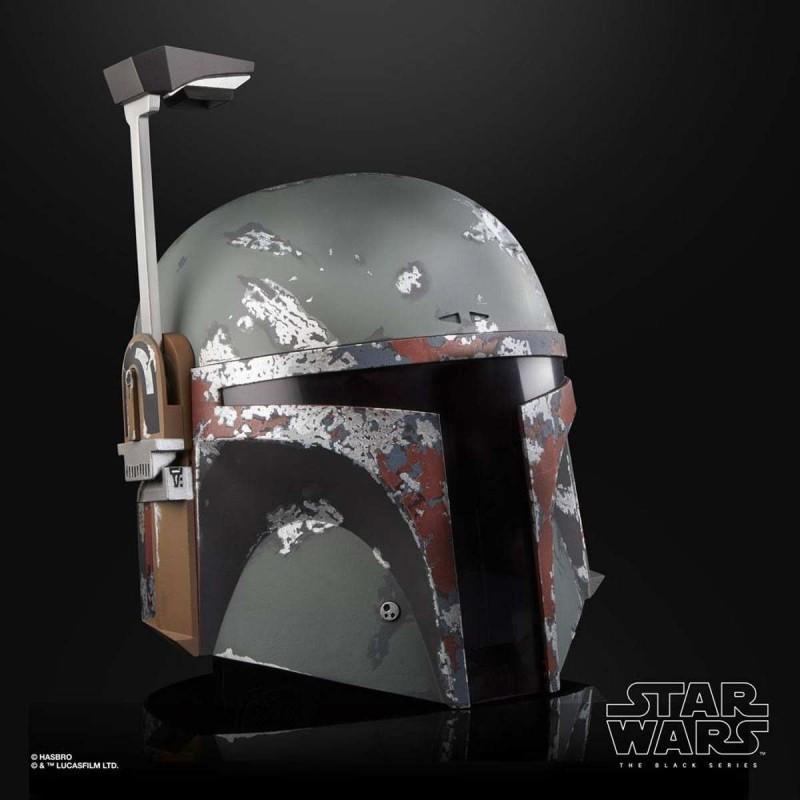 Boba Fett - Star Wars - Elektronischer Premium-Helm