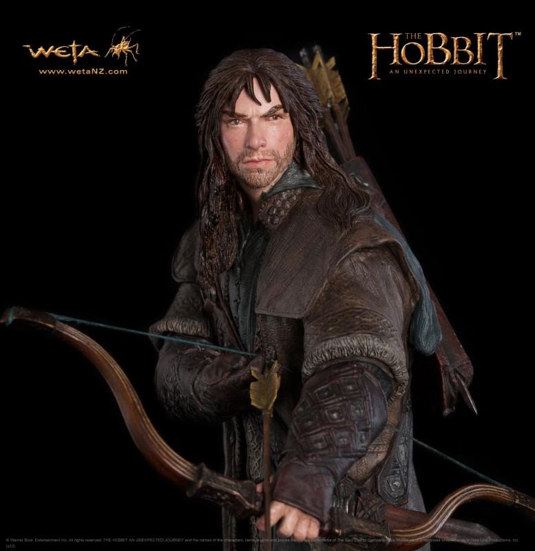 Kili - Der Hobbit - 1/6 Scale Statue