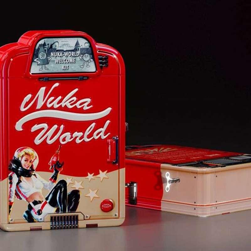 Fallout Nuka World Kit - Sammlerbox