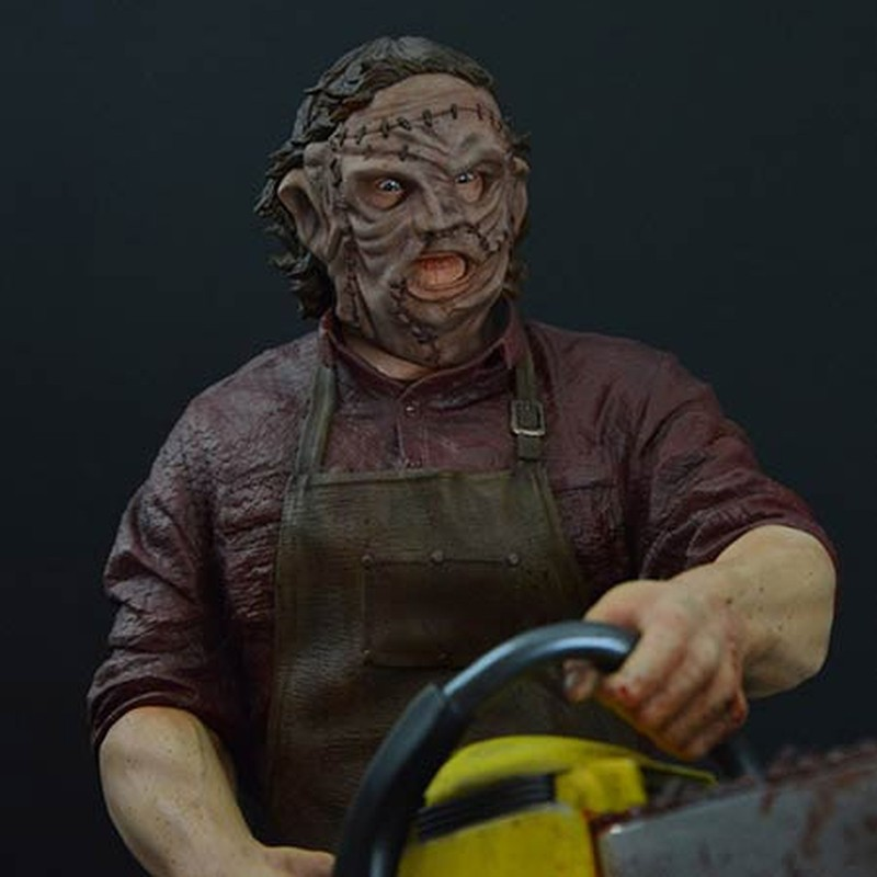 Leatherface - Texas Chainsaw 3D - 1/4 Scale Statue