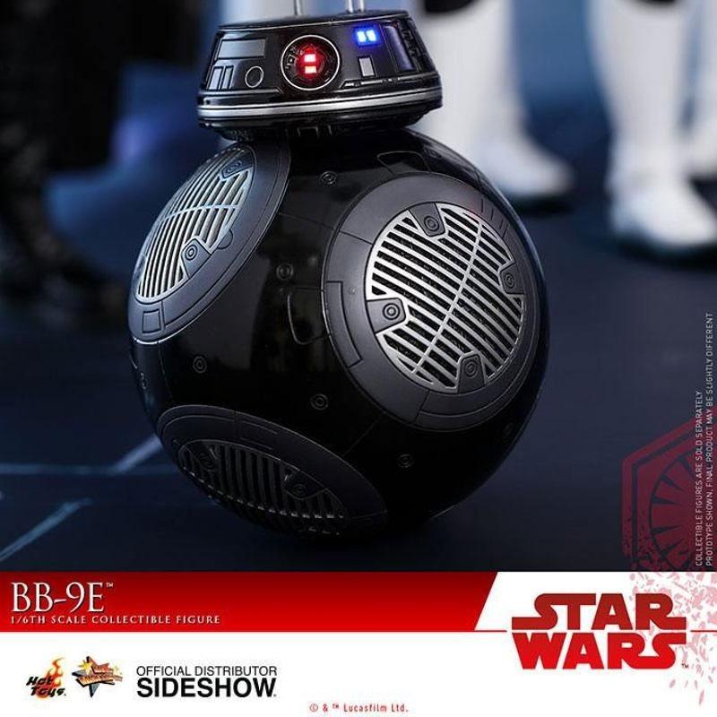 BB-9E - Star Wars: The Last Jedi - 1/6 Scale Figur