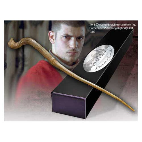 Zauberstab Viktor Krum (Charakter-Edition) - Harry Potter - 1/1 Replik