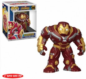 Hulkbuster - Avengers Infinity War - Marvel Oversized POP! Vinyl Figur