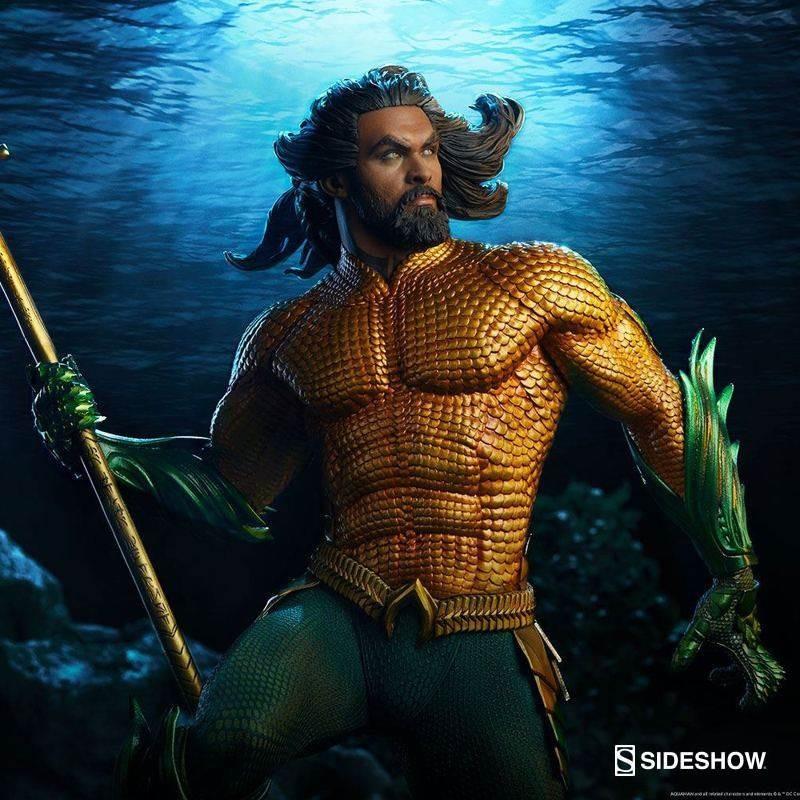 Aquaman - DC Comics - Premium Format Statue