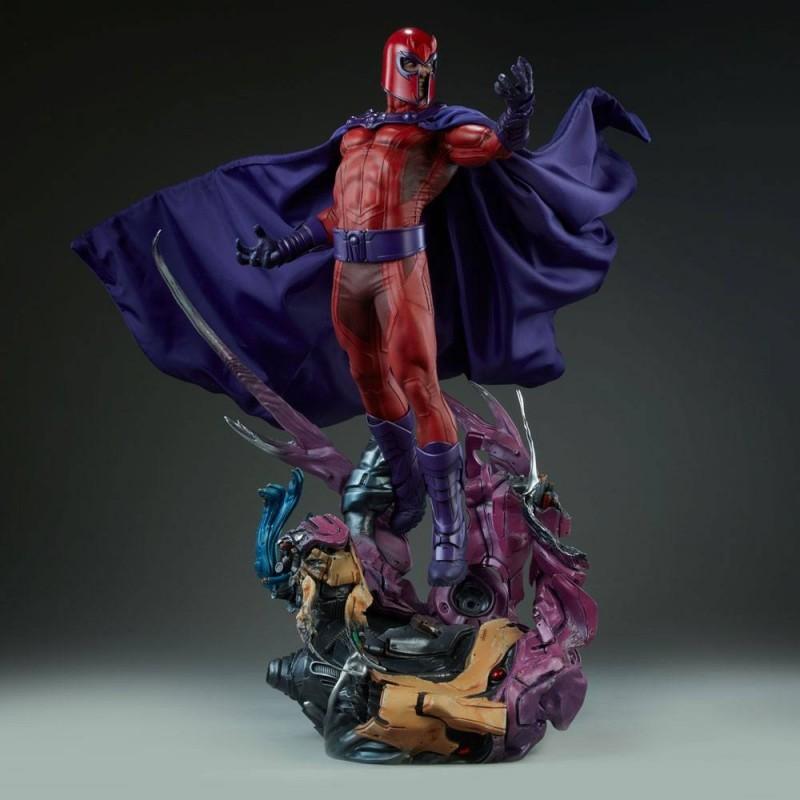 Magneto - Marvel Comics - Maquette