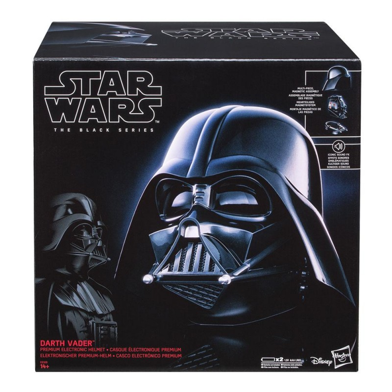 Darth Vader Helm - Star Wars - Elektronischer Premium-Helm