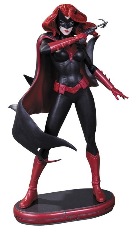 Batwoman - DC Comics Cover Girls - Resin Statue