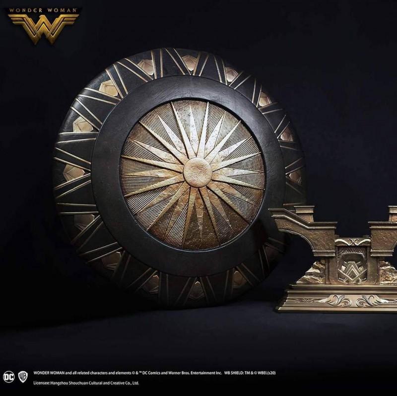 Wonder Woman Schild Regular Version - Wonder Woman - Replik 1/1