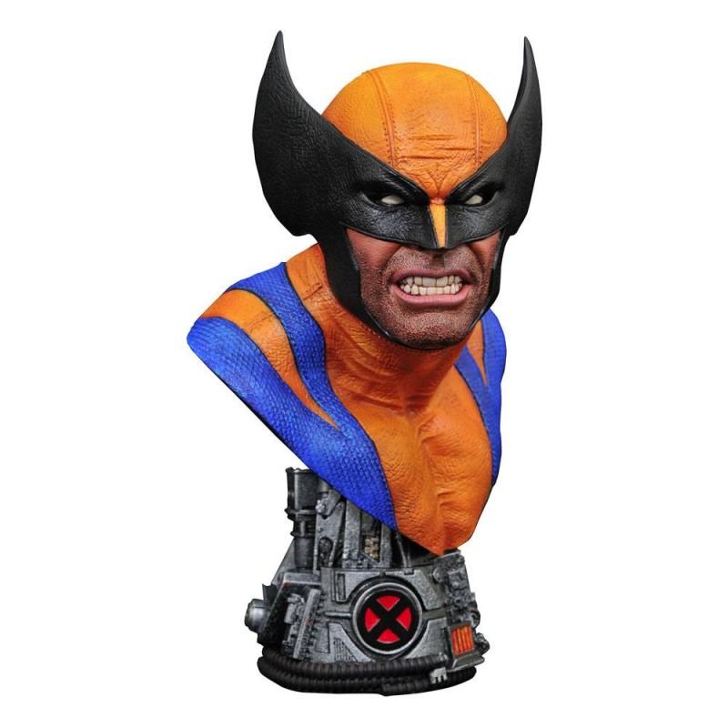 Wolverine - Marvel Comics Legends - Legends in 3D Büste