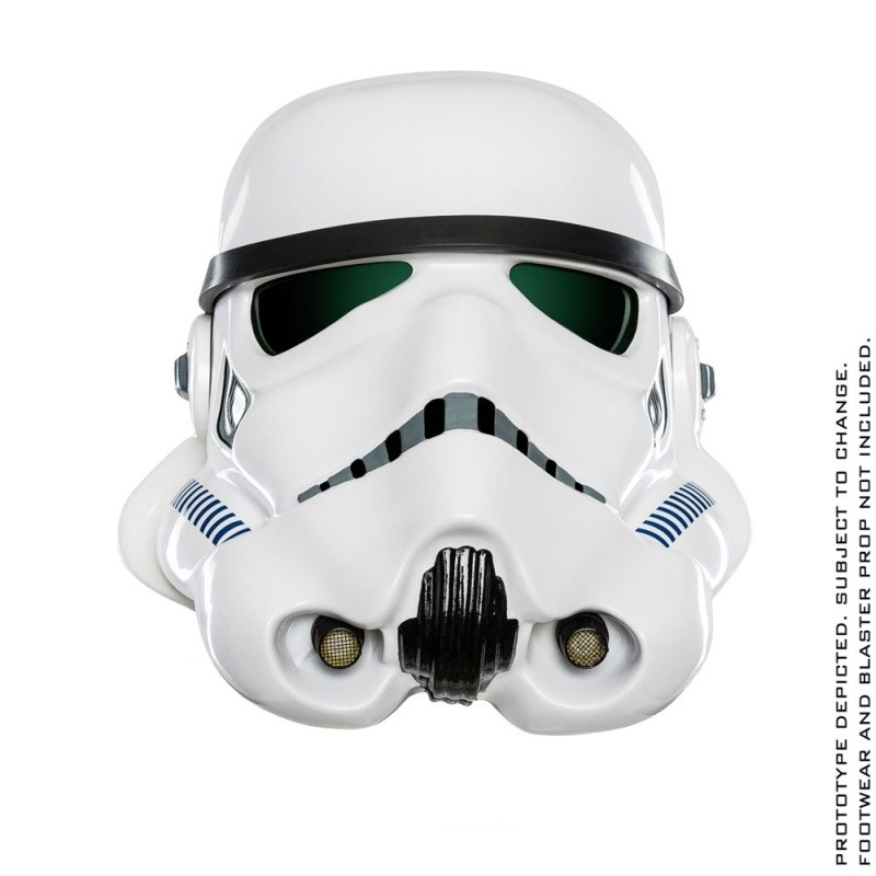 Stormtrooper Helm Standard Version - Star Wars - 1/1 Replik