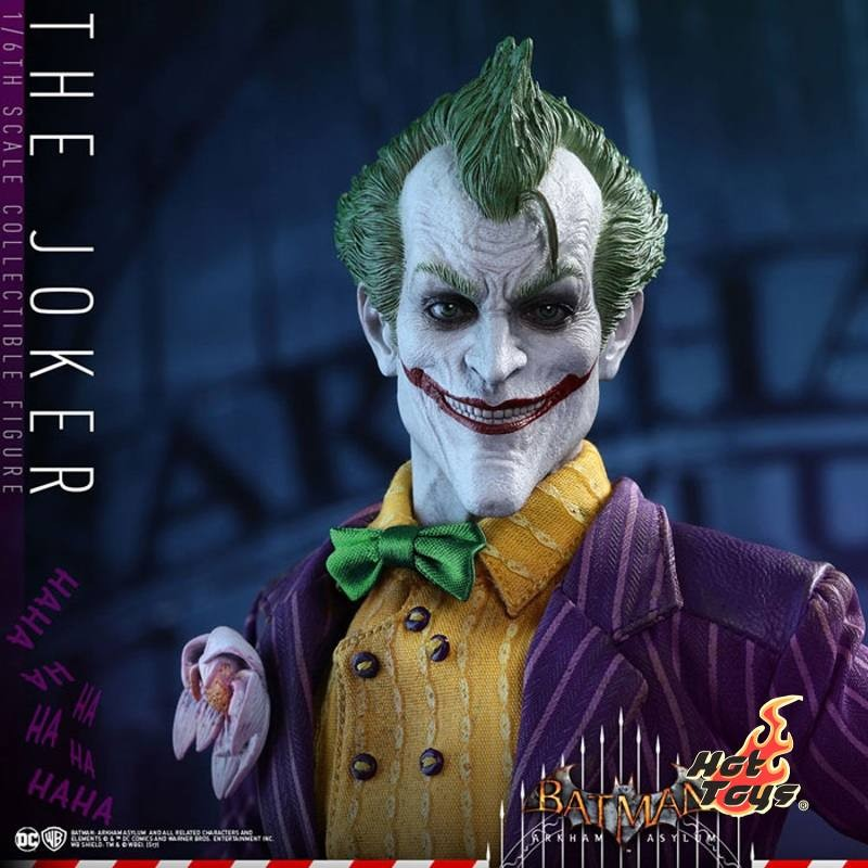 The Joker - Batman Arkham Knight - 1/6 Scale Figur