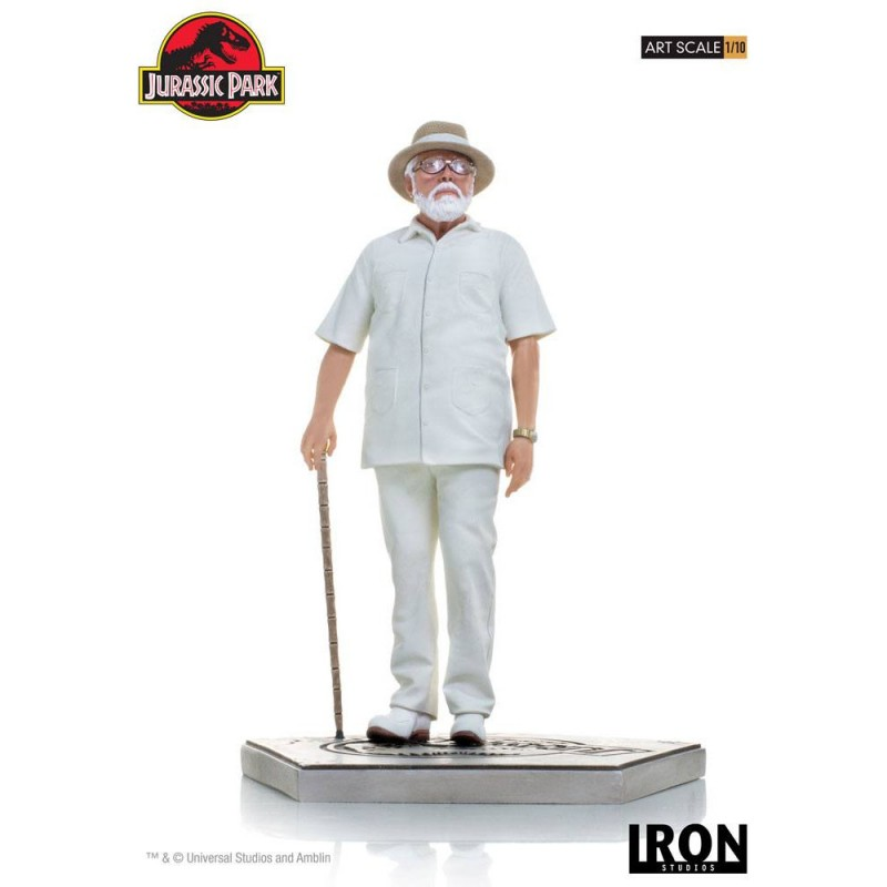 John Hammond - Jurassic Park - 1/10 Scale Statue