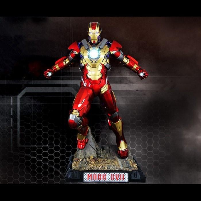 Heartbreaker - Iron Man 3 - 1/2 Scale Statue