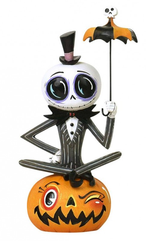Jacky - Nightmare Before Christmas - The World of Miss Mindy Presents Disney Statue
