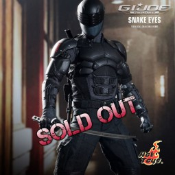 Snake Eyes - G.I. Joe Retaliation - 1/6 Scale Figur